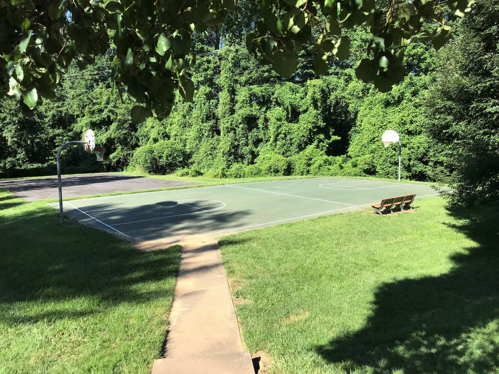 Lafayette Village Basketball Courts