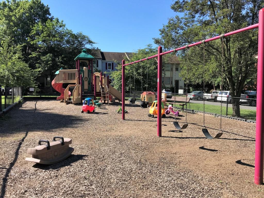 Lafayette Village Playground