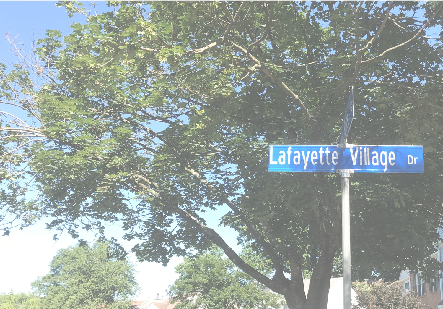 Lafayette Village Community Association Annandale Va