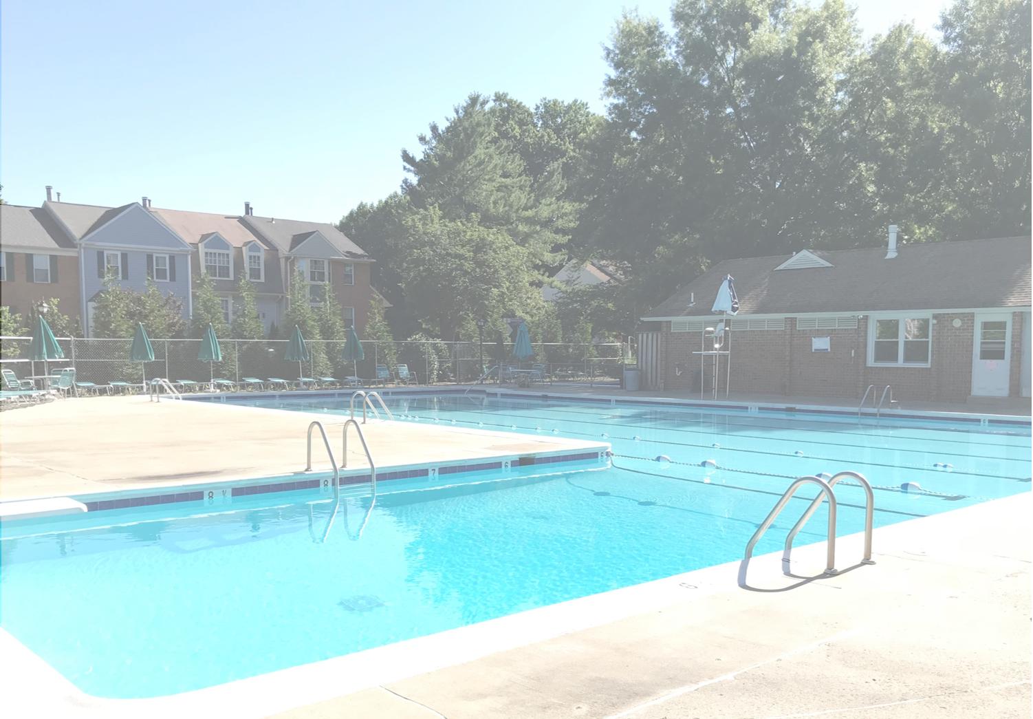 Lafayette Village Pool
